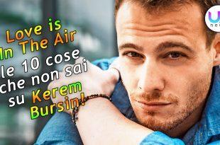 Love Is In The Air Kerem Bursin