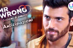 Mr Wrong - Lezioni D'Amore, Puntate