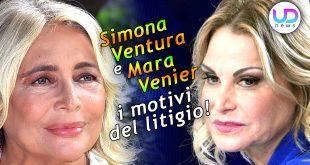Mara Venier e Simona Ventura: Ecco Perchè Hanno Litigato!
