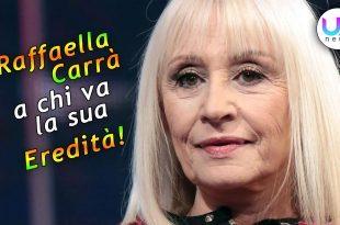 Raffaella Carrà Eredità
