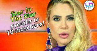 star in the star anticipazioni