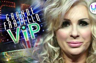 GF Vip: Tina Cipollari