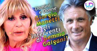 Uomini e Donne, Giorgio Manetti